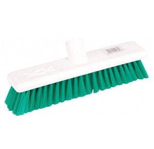 "Abbey 12"" Soft Broom Head - Green"