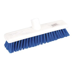 "Abbey 12"" Soft Broom Head - Blue"