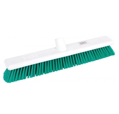 "Abbey 18"" Soft Broom Head - Green"