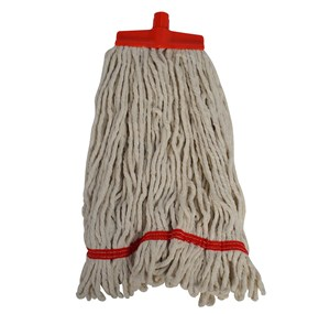 Interchange Stayflat Looped 16oz Mop Head - Red (990039)