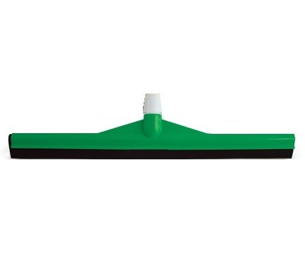 SYR Plastic Floor Squeegee 450mm - Green