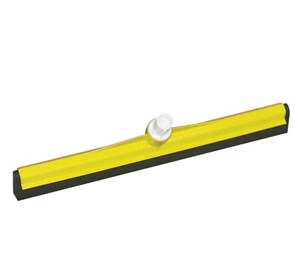 600mm Interchange Floor Squeegee - Yellow