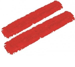 V-Sweeper Dust Control Mop Heads (Pair)