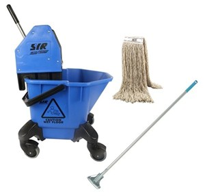 SYR TC20 Kentucky Bucket and Wringer Set - Blue