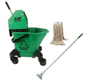 SYR TC20 Kentucky Bucket and Wringer Set - Green