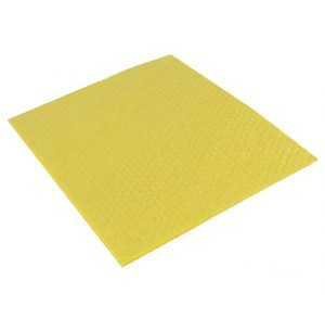 Vileda Yellow Sponge Cloth (pack of 5)