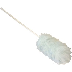 "Lambswool Telescopic 42"" Feather Duster"