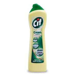 Cif Lemon Cream Cleaner