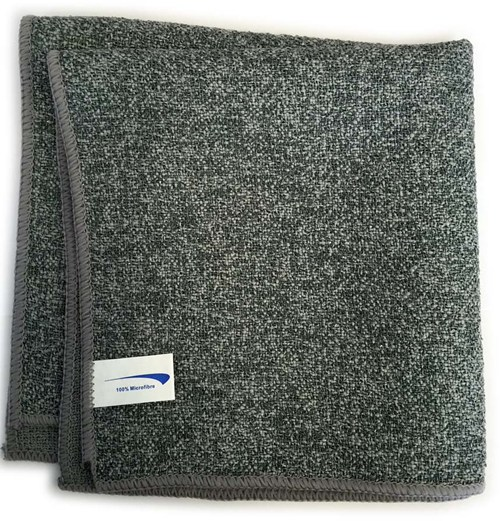 Microfibre SCRUB Cloth 40x40cm (single)