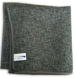Microfibre SCRUB Cloth 40x40cm grey (single)