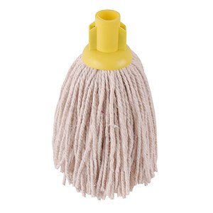 12oz. PY Socket Mop - Yellow