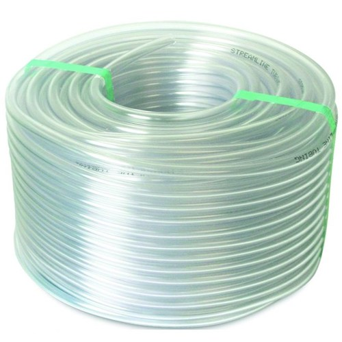 Streamline Clear Pole Tubing