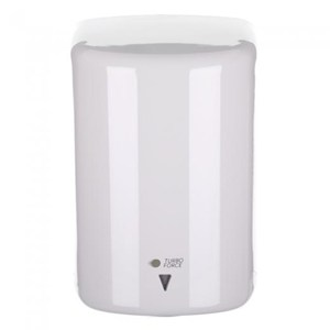 TurboForce High Power Hand Dryer White