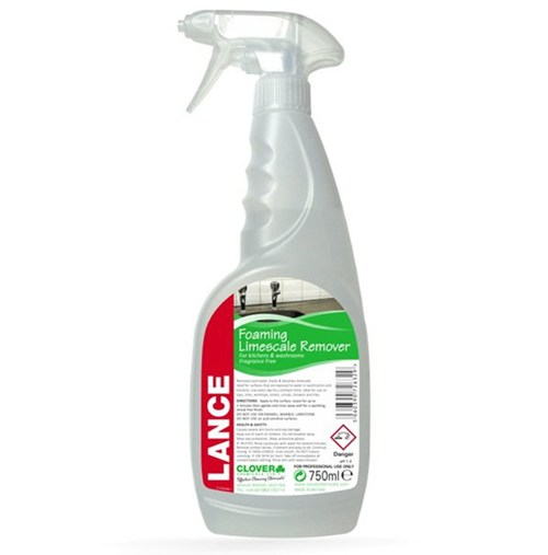Lance Foaming Limescale Remover 750ml