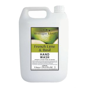 French Lime and Basil Hand Wash