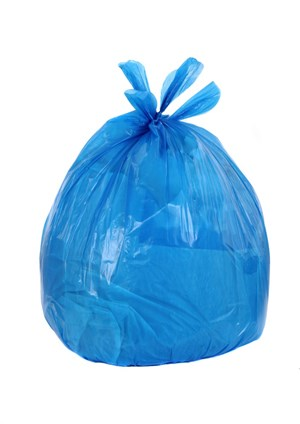 Blue Refuse Sacks (200 per case)