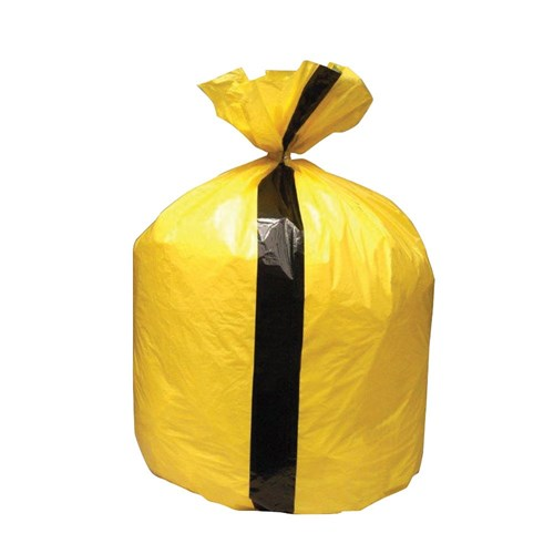 Yellow Tiger Sacks (Clinical Waste)