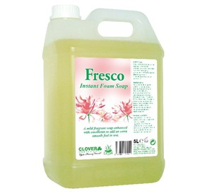 Fresco Foaming Hand Soap 5litre