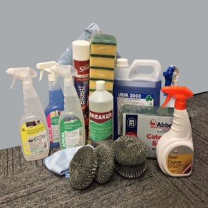 End Of Tenancy Cleaning Kit