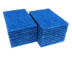 Blue Scouring Pads