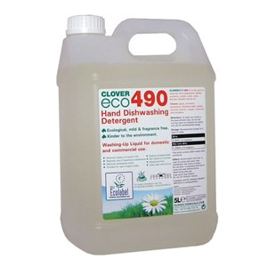 Clover ECO490 Hand Washing Detergent 5litre