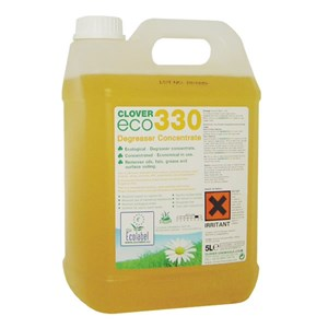 Clover ECO330 Degreaser Concentrate 5litre