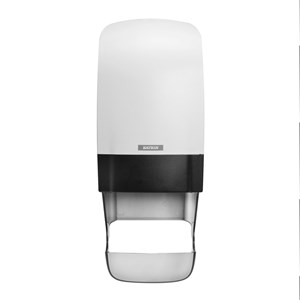 Katrin Inclusive White System Toilet Roll Dispenser 90144