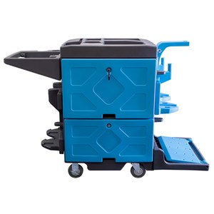 I-Cart large with doors (holds 1 I-Mop)
