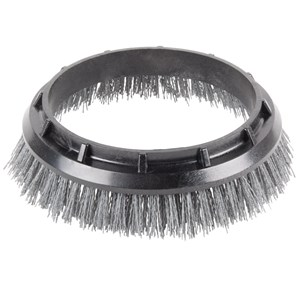 I-Scrub Grey Brushes - Stiff