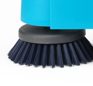 I-Scrub Blue Brushes - Soft