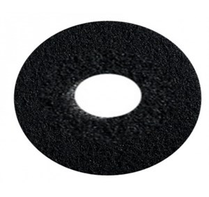 "I-Scrub Orbital Black Stripping 12"" Pads (x5)"