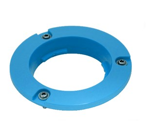 I-Mop Blue Coloured Ring For Brushes