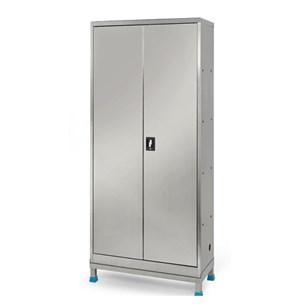 I-Mop Cabinet in Stainless Steel