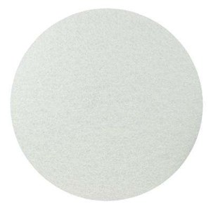 "I-Scrub Orbital White 12"" Polishing Pads (5)"