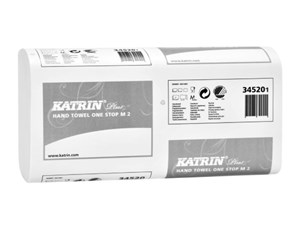 Katrin 345201 Plus Hand Towel One stop M2 (21x144)