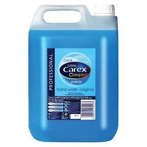 Carex Original Hand Wash 5litre Bulk Fill