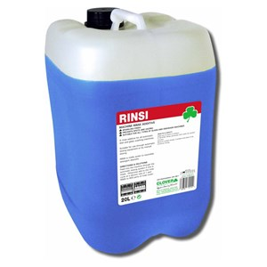 20 litre - Rinsi Machine Rinse Additive