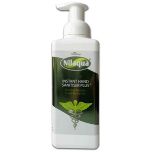 Nilaqua Alcohol FREE Hand Sanitiser 500ml