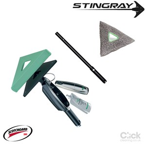 Unger Stingray Kit 100 Plus (SRKT2B)