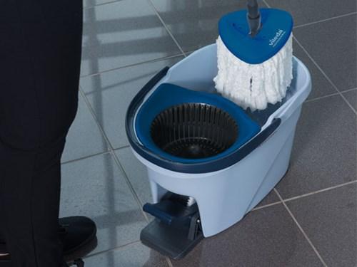 Vileda Ultraspin Mini Mopping Kit Blue