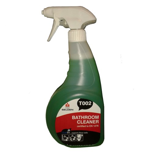Selden Bathroom Cleaner 750ml x 6