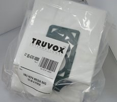 Truvox Valet Battery Upright Vacuum Bags (05-4741-0000)