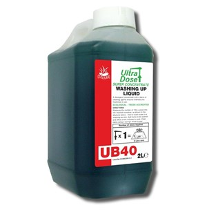 UB40 Ultradose Washing-Up Liquid