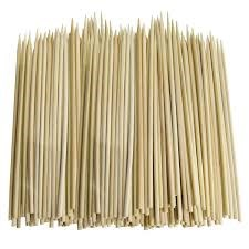Wooden Buffet Skewers 180mm (Pack of 200)