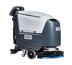 "Nilfisk SC500 20"" /45L Traction Battery Scrubber Dryer"