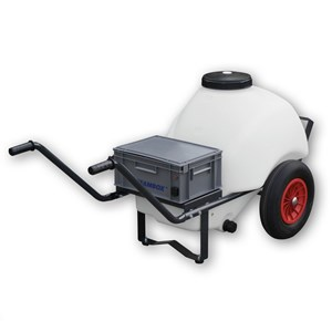 Streamline 125-litre Barrow With 100psi Pump
