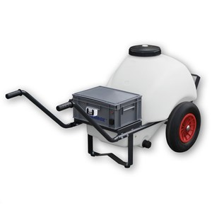 Streamline 125-litre Barrow With Controller