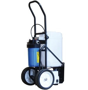 Streamline Streamflo 25-litre Trolley System with 10-inch Filter