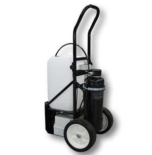 Streamline Streamflo 25-litre Trolley System with 18-inch Filter