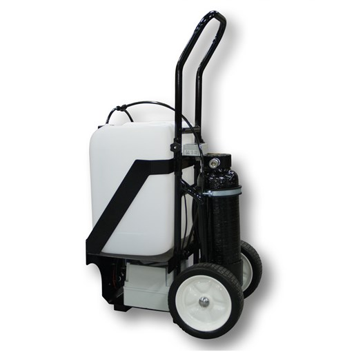 Streamline Streamflo 50-litre Trolley System with 18-inch Filter